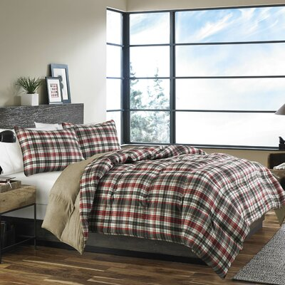 Astoria Reversible Comforter Set Size: Full/Queen