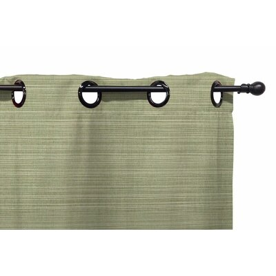 Indoor/Outdoor Single Curtain Panel