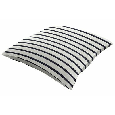 Sunbrella Knife Edge Throw Pillow Size: 18 H x 18 W