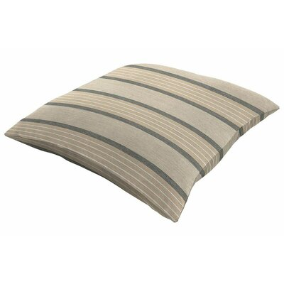 Sunbrella Knife Edge Throw Pillow Size: 24 H x 24 W