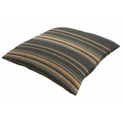Sunbrella Knife Edge Throw Pillow Size: 20 H x 20 W