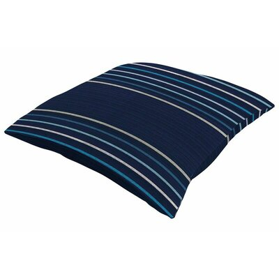 Sunbrella Knife Edge Lumbar Pillow Size: 13 H x 21 W