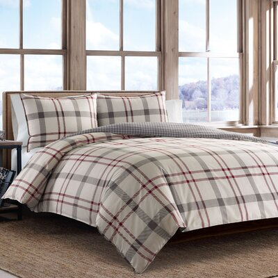 Portage Bay Reversible Comforter Set Size: King