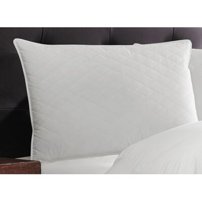 Quilted Feathers Pillow Size: Jumbo