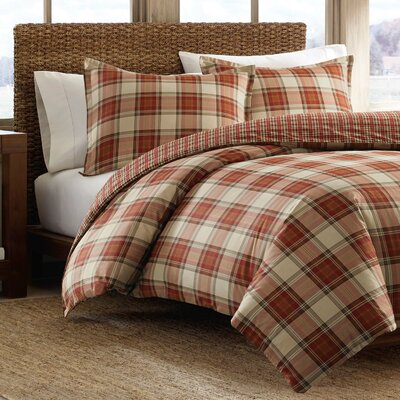 Edgewood 3 Piece Reversible Comforter Set Size: Full / Queen