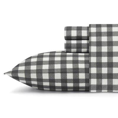 Preston Flannel Sheet Set Size: Twin
