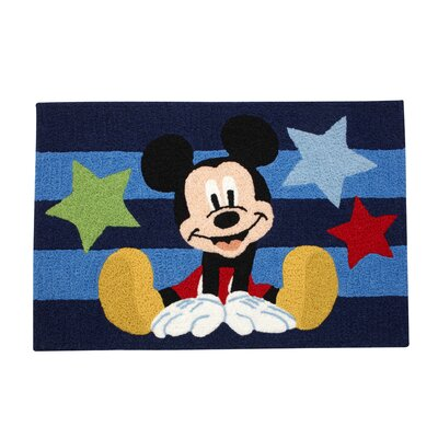 Mickey Character Area Rug