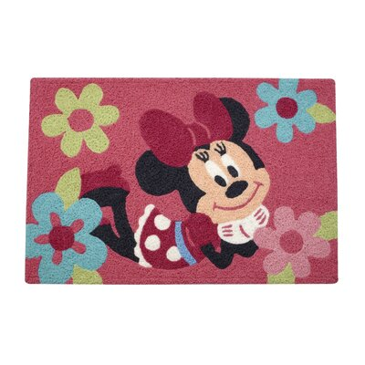 Minnie Character Area Rug