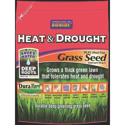 Bonide Heat and Drought Grass Seed - Size: 20 Pound at Sears.com