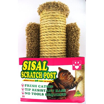 Sisal Scratch Post