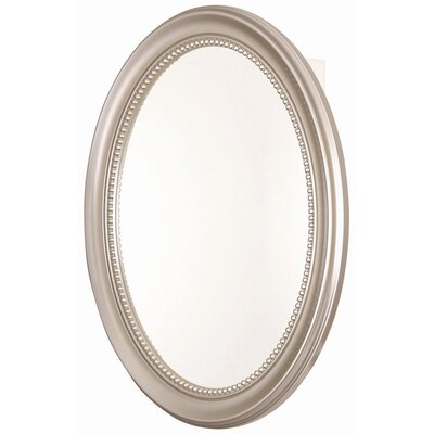 Pegasus sp4593 universal oval deco framed 24 x 29 medicine cabinet oval bathroom mirrors Oval bathroom mirror cabinet