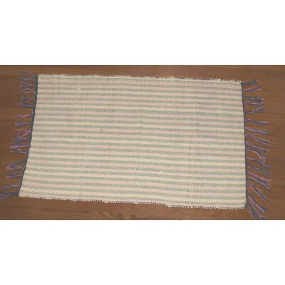 Broxton Cotton Doormat Color: Yellow