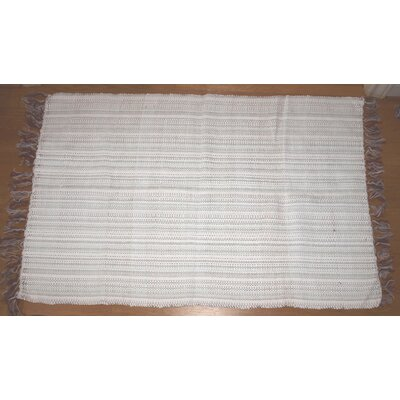 Broxton Cotton Doormat Color: Cream