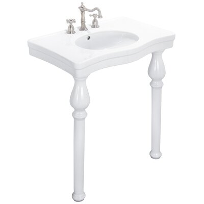 Bathroom Console Sink