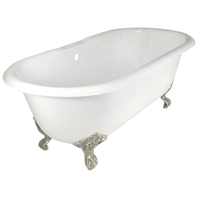 Elizabethan classics bradsford centerset faucet soaking for Best soaker tub for the money