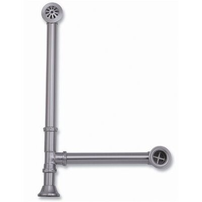"Elizabethan Classics 1.5"" Lift-Turn Tub Drain - Finish: Oil Rubbed Bronze at Sears.com"