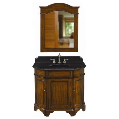"Belle Foret 45"" Single Basin Bath Vanity with Wide Counter Top at Sears.com"