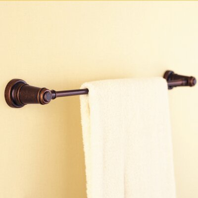 Ashfield 24 Wall Mounted Towel Bar Finish: Rustic Bronze