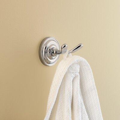 Redmond Wall Mounted Robe Hook Finish: Polished Chrome