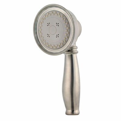 Avalon Dual Function Hand Shower Finish: Brushed Nickel
