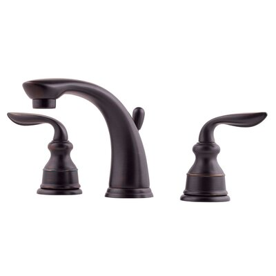Avalon Double Handle Widespread Standard Bathroom Faucet Finish: Tuscan Bronze