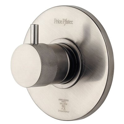 Volume Control Shower Faucet Trim Only Finish: Brushed Nickel