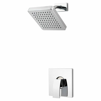 Kenzo Single Handle Shower Only Trim Finish: Polished Chrome