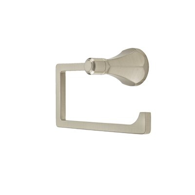 Arterra Towel Ring Finish: Brushed Nickel