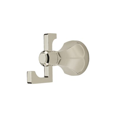 Arterra Robe Hook Finish: Polished Nickel