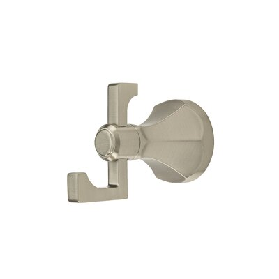 Arterra Robe Hook Finish: Brushed Nickel