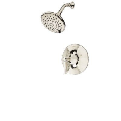 Arterra Single Handle Shower Only Trim Finish: Polished Nickel