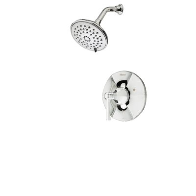 Arterra Single Handle Shower Only Trim Finish: Polished Chrome