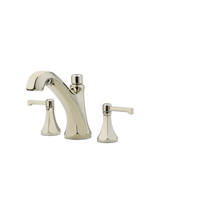 Arterra  Two Handle Complete Roman Tub Trim Finish: Polished Nickel