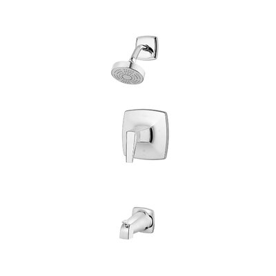 Arkitek Single Handle Tub and Shower Trim Finish: Polished Chrome
