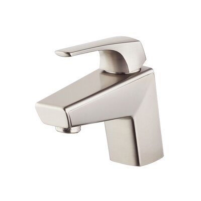 Arkitek Single Control Bathroom Faucet Finish: Satin Nickel