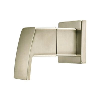 Kenzo Diverter Trim with Lever Handle Finish: Brushed Nickel