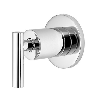 Contempra Diverter Trim with Lever Handle Finish: Polished Chrome