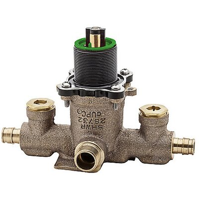 0X8 Series Tub and Shower Rough-In Valve