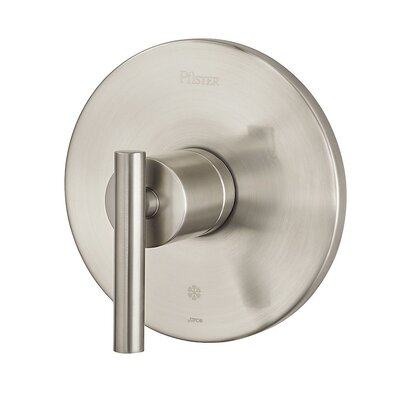 Contempra Faucet Trim Only Single Handle Finish: Brushed Nickel