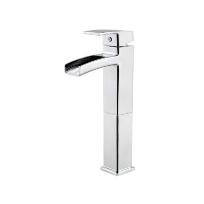 Pfister™ Kenzo Single Hole Vessel Faucet with Single Handle - Finish: Polished Chrome at Sears.com