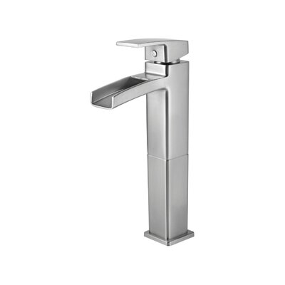 Pfister™ Kenzo Single Hole Vessel Faucet with Single Handle - Finish: Brushed Nickel at Sears.com