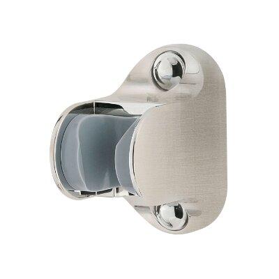 Adjustable Handheld Shower Wall Mount Finish: Brushed Nickel
