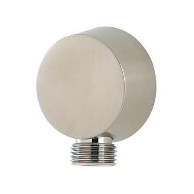 Handheld Shower Drop Elbow Finish: Brushed Nickel