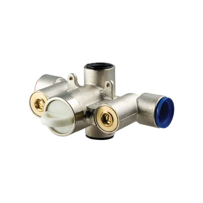 3/4 Shower System Thermostatic Valve