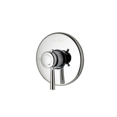 Thermostatic Volume Control Shower Faucet Trim Finish: Polished Chrome