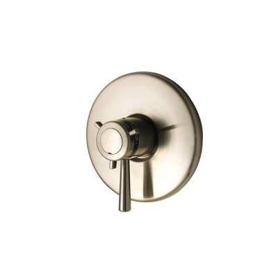Thermostatic Volume Control Shower Faucet Trim Finish: Brushed Nickel