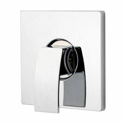Kenzo Single Handle Tub and Shower Valve Only Trim Finish: Polished Chrome