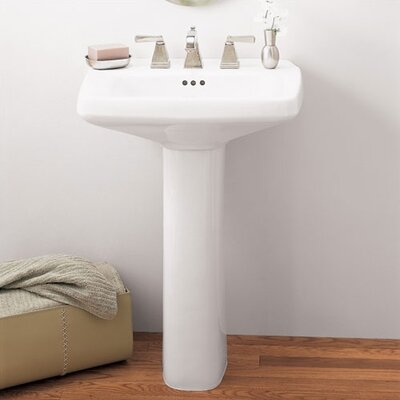 Lexington Pedestal Sink Bowl Only