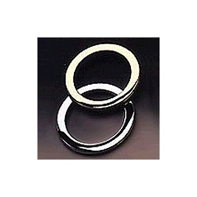 Jet Trim Ring Kit Finish: Polished Brass (PVD)