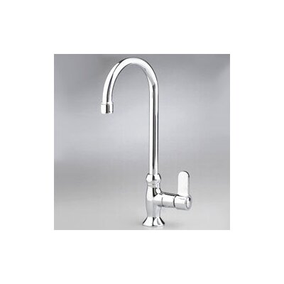 Amarilis Single Handle Single Hole Pantry and Bar Faucet with Lever Handle Finish: Polished Chrome